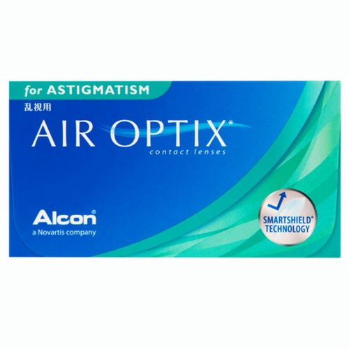 Air Optix Aqua for Asigmatism