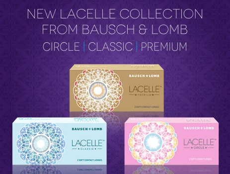 Bausch+Lomb Lacelle Collection