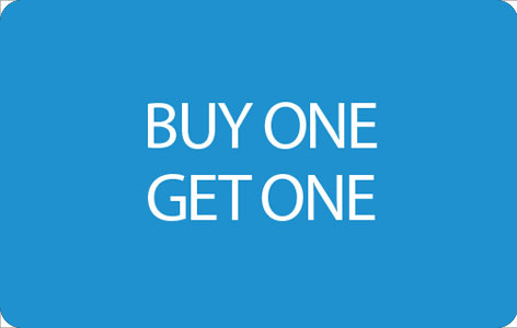 Buy one get one sunglass free